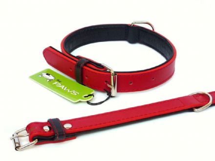 Fusion Red Collar - X Large